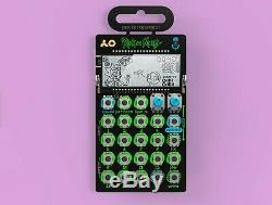 Teenage engineering PO-137 Rick and Morty Pocket Operator Micro Sampler Limited