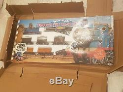 The World of Thomas the Tank Engine Hornby 00 gauge Rare 1980's Train Set R181