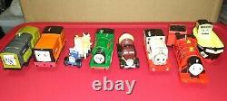 Thomas And Friend Trackmaster Huge Lot Rare Engines