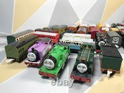 Thomas And Friends Track Master Job Lot 39 Pieces Thomas The Tank Family Fun