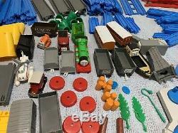 Thomas And Friends Train Ultimate Set Lot Motorized Road & Rail system 150 Pcs