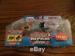 Thomas, Bash & Diesel 10 Crash/Repair TrackMaster Motorized Railway Engines NEW