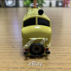 Thomas & Friends DIESEL 10 Magic Railroad BANDAI Die-cast Tank Engine 2000 Used