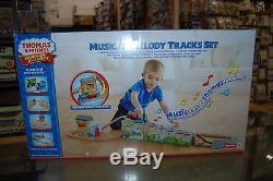 Thomas & Friends FP Wooden Railway CKK73 Musical Melody Tracks Set