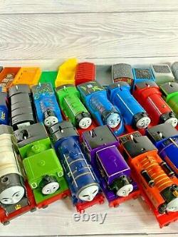 Thomas & Friends HUGE Trackmaster 29 Trains + Carriages Bundle