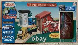 Thomas & Friends Railway Thomas-Saurus Rex Play Set 2007 Learning Curve