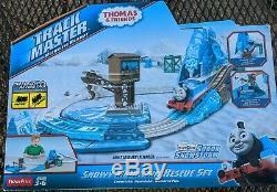 Thomas & Friends Snowy Mountain Rescue Set Track Master Motorized Railway Train