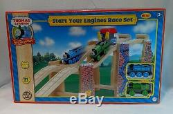 Thomas & Friends Start Your Engines Race Set 2008 LC99570