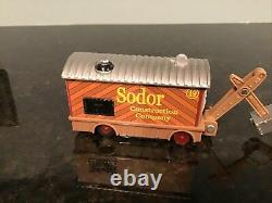 Thomas & Friends TRACKMASTER MOTORIZED OPERATED ROADWAY NED STEAM SHOVEL 2006
