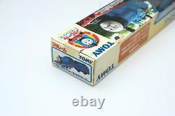 Thomas & Friends TS-02 Edward motorizer tomy train VeryRare+BOX mint