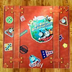 Thomas & Friends The Train Big World Big Adventures Collectors Box NEW Very Rare