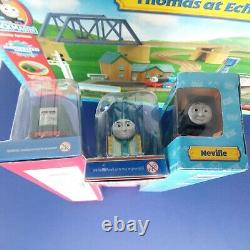 Thomas & Friends Tomy Trackmaster 2006 Train lot of 10 New Rare See all Pictures