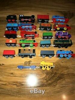 Thomas & Friends TrackMaster BUNDLE 3x Track sets 10x Trains