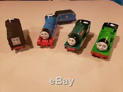 Thomas & Friends TrackMaster Motorized Trains, Freight/Box/Tanker/Coal cars
