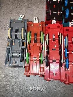 Thomas & Friends TrackMaster Motorized Trains Lot 1-7 Henry Edward Gordon Percy
