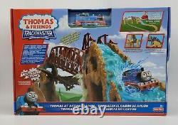 Thomas & Friends Trackmaster Motorized Railway Thomas at Action Canyon NEW NIB