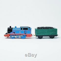 Thomas & Friends Trackmaster Motorized Train Talking Flip Face Complete Rare