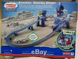 Thomas & Friends Trackmaster Thomas Daring Drop, Blue Mountain Mystery New