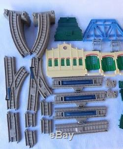 Thomas & Friends Trackmaster Tidmouth Sheds Roundhouse Railway System Playset