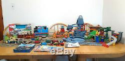 Thomas & Friends Trackmaster Train Tracks Large Lot 300+ Pieces
