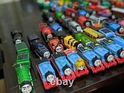 Thomas & Friends Train Huge Lot Motorized Train Engines Lot Of 100+ Pieces