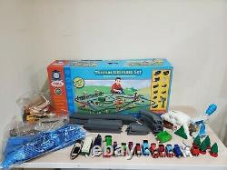 Thomas & Friends ULTIMATE SET Motorized Road & Rail system with LOTs of extras