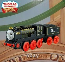 Thomas & Friends Wooden Railway Battery Operated Hiro Absolutely Mint