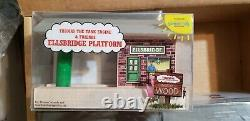 Thomas & Friends Wooden Railway Elsbridge Platform 1992 Absolutely Mint