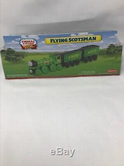 Thomas & Friends Wooden Railway Flying Scotsman Extremely Rare New In Box