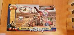 Thomas & Friends Wooden Railway MERRICK THE ROCK CRUSHER SET NEW IN THE BOX