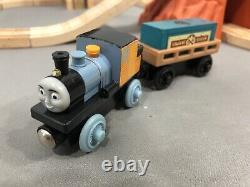 Thomas & Friends Wooden Railway Misty Island Adventure Set COMPLETE