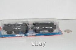 Thomas & Friends Wooden Railway Train Tank Engine Donald NEW 2008 LC99009
