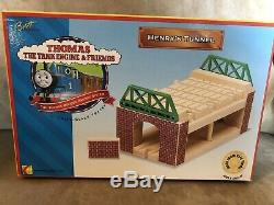 Thomas & Friends Wooden Railway Train Tank Engine HENRY'S TUNNEL NIB
