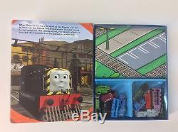 Thomas The Tank Engine 2015 Set Of 12 Figures & My Busy Book & Map