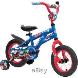 Thomas The Tank Engine 30cm Bike Bicycle Tricycle Kids Birthday Christmas Gift