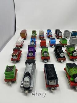 Thomas The Tank Engine And Friends 52 Train Lot Diecast Metal