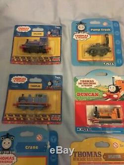 Thomas The Tank Engine, Ertl, Die-Cast Boxed, Carded, Unopened, Job Lot X18