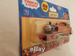 Thomas The Tank Engine & Friends ERTL ARTHUR TRAIN DIECAST NEW AND SEALED 2004