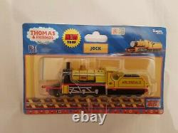 Thomas The Tank Engine & Friends ERTL JOCK TRAIN DIECAST NEW AND SEALED 2004