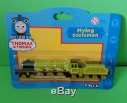 Thomas The Tank Engine & Friends FLYING SCOTSMAN Sodor Ertl Toy Train. RARE