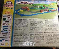 Thomas The Tank Engine & Friends Train Road & Rail System Big Set 7402 1992