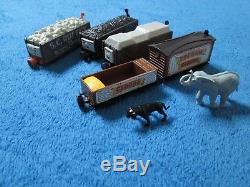 Thomas The Tank Engine MASSIVE DIECAST BANDAI GOLD RAIL ERTL COLLECTION