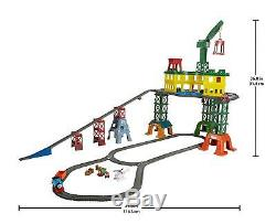 Thomas The Tank Engine Toy Train Set Railway Track Mini Wooden Adventure Gift