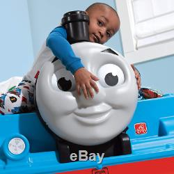 Thomas The Tank Engine Train Bed Kids Toddler Children Boy Bedroom Furniture New
