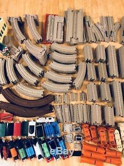 Thomas The Tank Engine Train Set Huge Lot Hit Toy Company Station Tracks