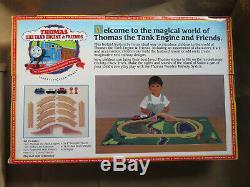 Thomas The Tank Engine Train Wooden Railway Instant System Set No. 2 Rare