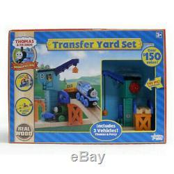 Thomas The Tank Engine Transfer Yard Set 99588 Learning Curve