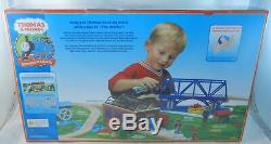 Thomas The Tank Engine Wooden Railway A Day at The Works Set 99539 NEW Sealed