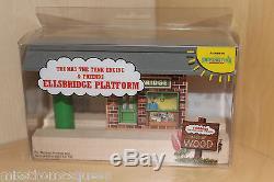Thomas The Tank Engine Wooden Railway ELLSBRIDGE STATION & PLATFORM NEW 1992
