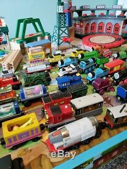 Thomas The Tank Engine Wooden Railway Set